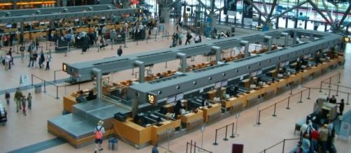 Aeroporto di Amburgo - Terminal 2