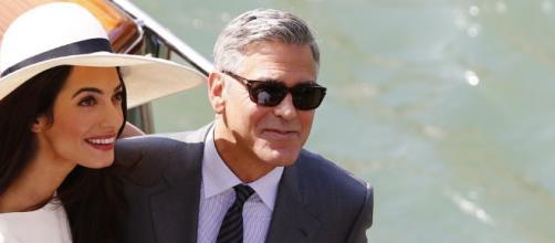 Amal Alamuddin è incinta: due gemelli per George Clooney - Grazia.it - grazia.it