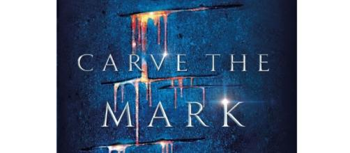 Cover di 'Carve the Mark' di Veronica Roth