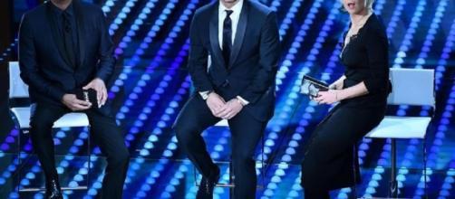 """Festival di Sanremo, gaffe di Francesco Totti: """"Ilary Blasi si è ... - blitzquotidiano.it"""