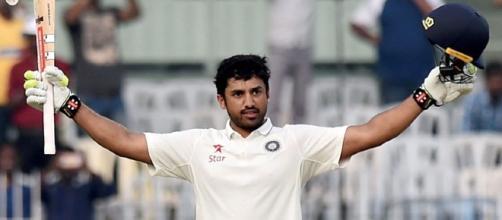 India Test series report card: Nair hits 303 NO... - indiatimes.com