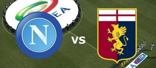 Napoli Genoa streaming live gratis. Dove vedere - businessonline.it