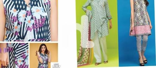 Nishat Linen Lawn 2017 Spring/Summer New Designs With Prices - glamourpk.com
