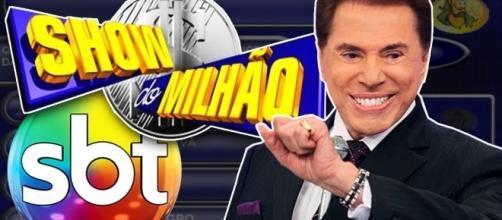 """Silvio Santos anunciou a volta de um dos programas que mais marcou o SBT, o """"Show do Milhão"""""""