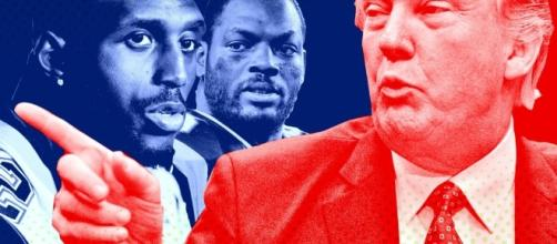 This just in, two Patriots players want nothing to do with Trump, skipping team's White House call / Photo from 'The Ringer' - theringer.com