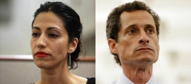 Anthony Weiner Hoping Huma Abedin Will Call Off Pending Divorce - conservativetribune.com Blasting news support
