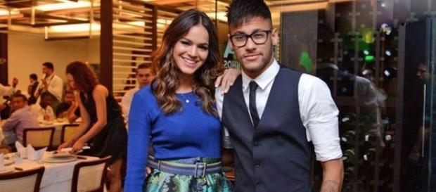 Bruna Marquezine e Neymar: teste para o casamento