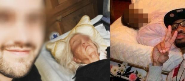 Cresce mania de tirar selfies em funerais no Canadá