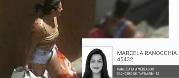 Em meio à onda de saques no estado do ES, a ex-candidata à vereadora foi flagrada roubando uma loja