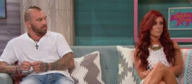 """Screen grab from """"Teen Mom 2"""" reunion"""