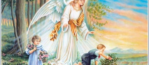 Sinais de que o seu anjo está por perto