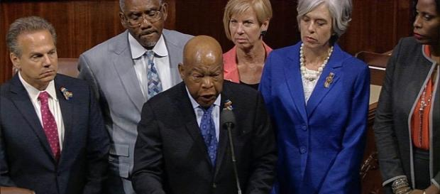 Spirit of History': House Democrats Hold Sit-In on Gun Control ... - nbcnews.com