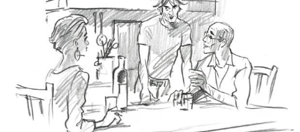 "Storyboard du film ""derniers remords avant l'oubli"""