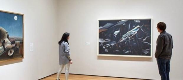 "Zaha Hadid's ""The Peak Project, Hong Kong, China"" FAIR USE artsy.net.org Creative Commons"