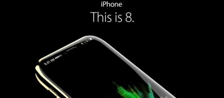 iPhone 8 concept - Image credit: Handy Abovergleich