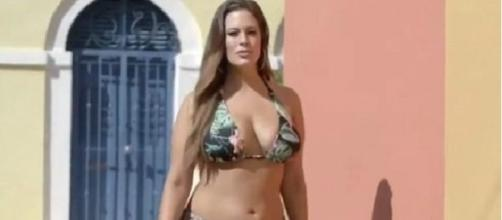 Ashley Graham a modelo 'plus size' mais famosa do momento