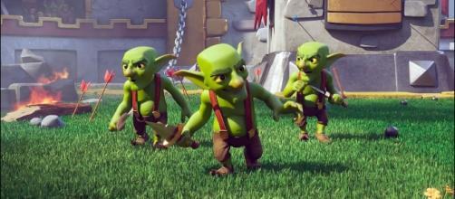 Clash Royale, arriva la nuova Gang di Goblin