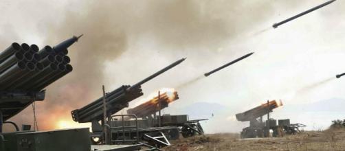 Corea del Nord, doppio test missilistico - lineadiretta24.it