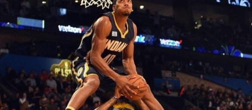 Glenn Robinson III took away the dunk contest, but it was overall disappointing -newsjs.com