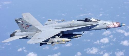 Un Ufo avrebbe inseguito un jet americano nei cieli del New Hampshire.