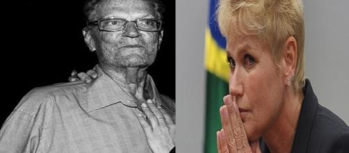 Xuxa Meneghel não visita pai doente