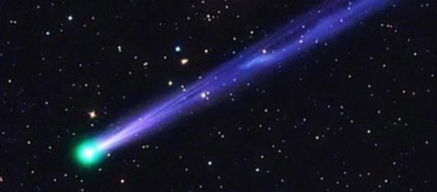 Cometa 45P, Foto reprodução; NASA