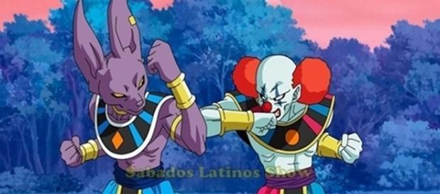 Dragon Ball Super Universo 7 versus Universo 11