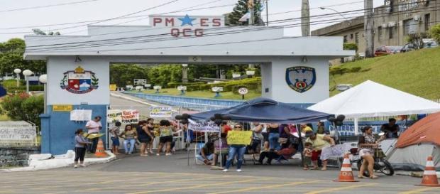 Fim da greve dos PMs no Espírito Santo