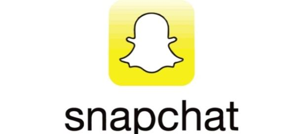Snapchat logo image via Flickr.com