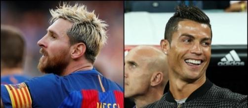 Cristiano Ronaldo : Lionel Messi et Cristiano Ronaldo. - lionel ... - melty.fr