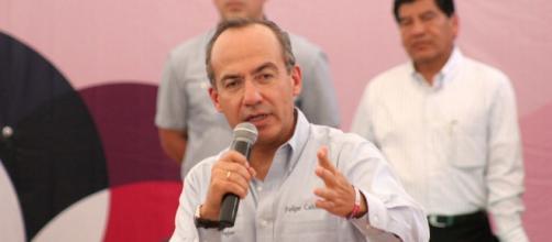 Felipe Calderón fue presidente mexicano desde el 2006 hasta el 2012