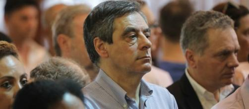 Francois Fillon a La Reunion photo