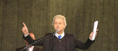 Il leader del Partito per la Libertà, Geert Wilders