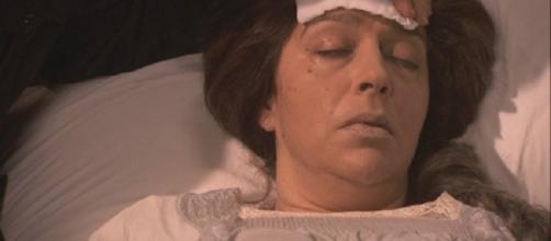 Il Segreto, Francisca in punto di morte