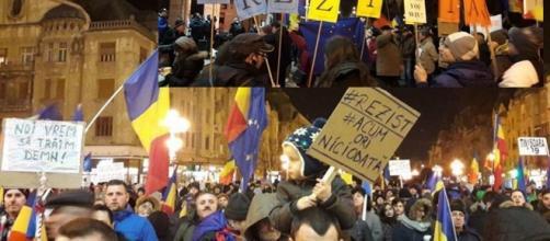 Les habitants du Banat (Roumanie) avaient été conviés à se reposer samedi soir et ne pas manifester. Ils l'ont fait, et récidivé hier à Timisoara