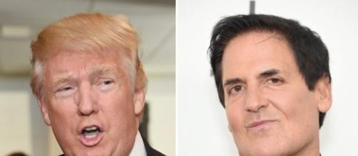 Mark Cuban and Donald Trump Are Fighting Over Trump's Economic ... - fortune.com