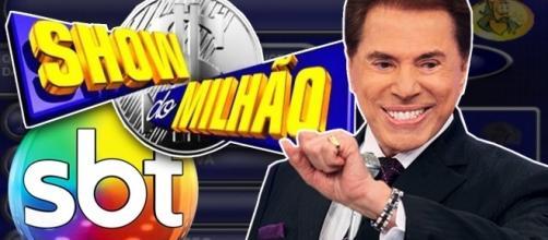 SBT voltará a exibir o programa Show do Milhão (Foto: Reprodução/Youtube)