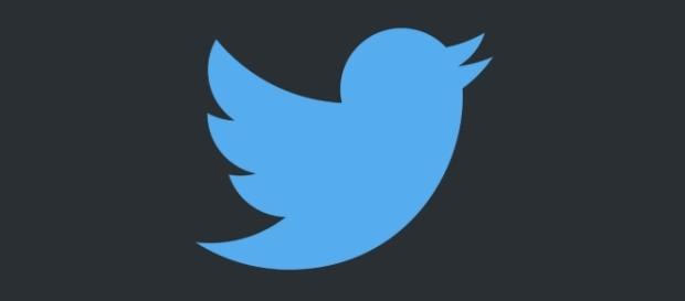 Símbolo do Twitter, uma das redes sociais mais acessadas na web.