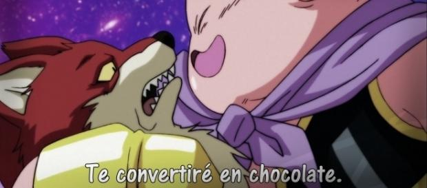 Dragon Ball S: Capitulo 79, Majin Buu vs Basil (Preview)