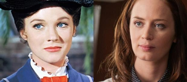 Emily Blunt sera bien la nouvelle Mary Poppins - Cinéma - Télérama.fr - telerama.fr