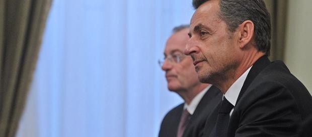 Nicolas Sarkozy et la Russie - CC BY