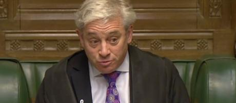 Tory MP launches no confidence motion against Speaker John Bercow ... - mirror.co.uk