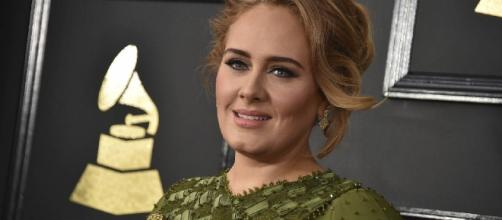 Adele nominated five times, wins all, and more than Beyonce. / Photo from 'Times Free Press' - timesfreepress.com