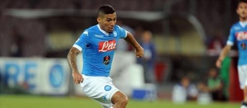 Allan del Napoli obiettivo di Inter e Juve?