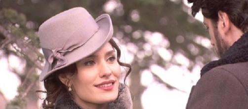 Camila è interpretata da Yara Puebla