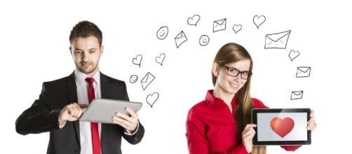 En busqueda del amor por Internet