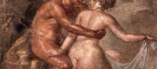 Fresco in 1st century Pompeii montrealgazette.com Creative Commons