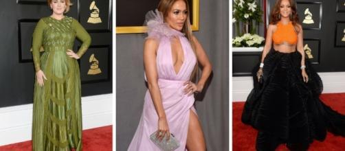 Grammy Awards: i vestiti delle star