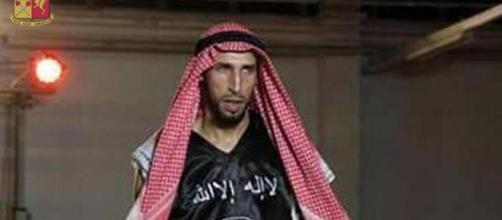 Il pugile arrestato per terrorismo