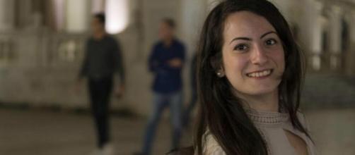 Jessie Bombaci, coordinatrice dei giovani di Un Passo Avanti